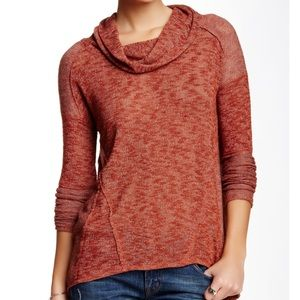 We The Free | Beatnick Hacci Cowl Neck Sweater